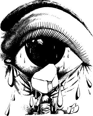 Traumdeutung-Weinen